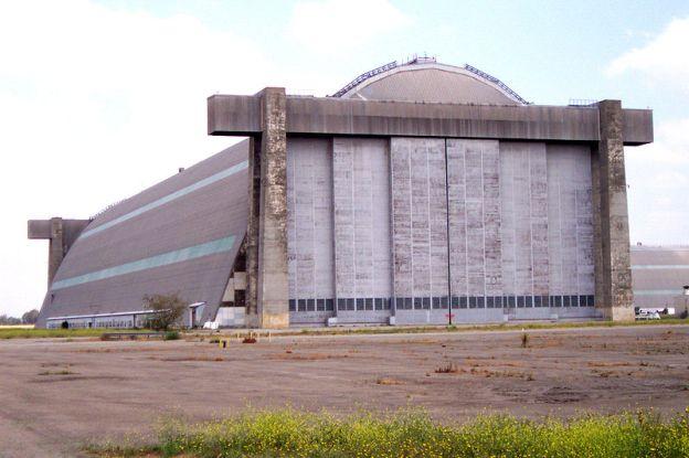 Tustin Blimp Hangar Nº 2